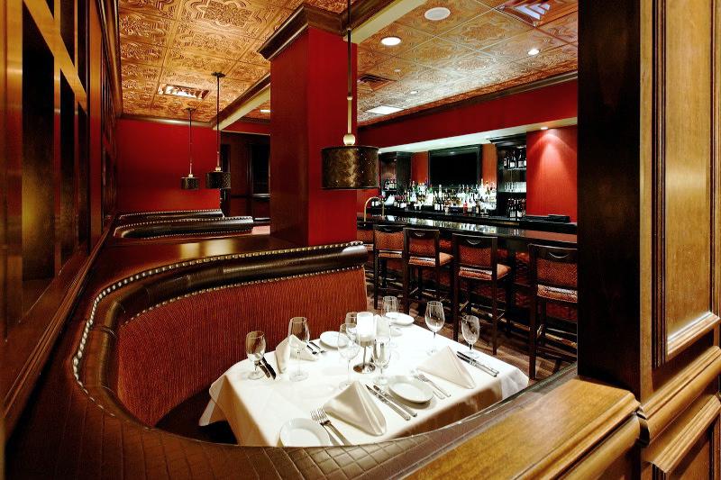 R m millwork ruths chris restaurant in washington dc